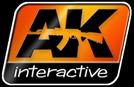 Logo AK Interactive Filtros Mascaras Lavados Imprimaciones